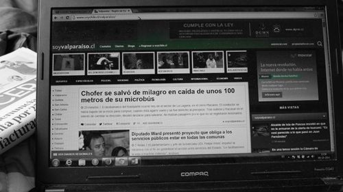 Versión web soyvalparaiso.cl